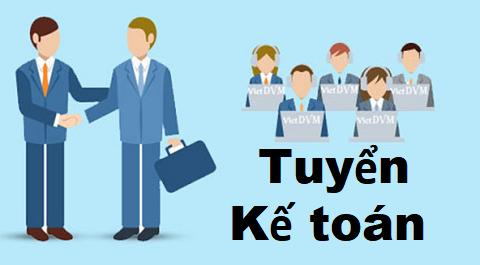 Công ty cổ phần xây dựng DOZA Tuyển nhân viên kế toán