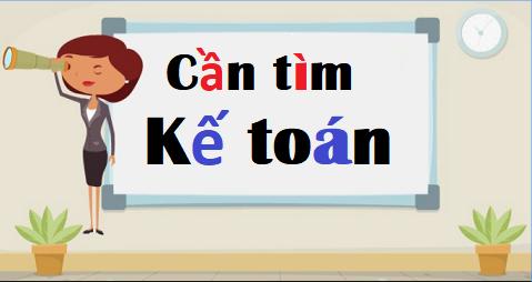 Công ty TNHH Đầu tư Thương mại Dược Phẩm Việt Tín Tuyển kế toán Thuế