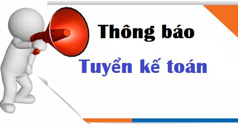 Trường Bồi dưỡng cán bộ giáo dục Hà Nội Tuyển kế toán viên