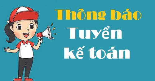 Công ty TNHH Vật tư y tế Minh Long Tuyển kế toán tổng hợp