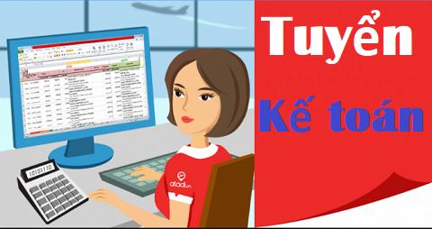 Công ty CP Hợp nhất Quốc tế Tuyển kế toán thương mại điện tử
