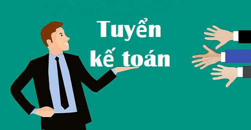 Công ty cổ phần Việt Nga Tuyển kế toán tổng hợp