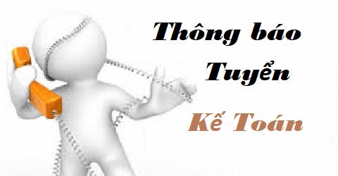 Công ty TNHH Dịch Vụ ô tô Việt Hàn Tuyển Nhân viên Kế Toán