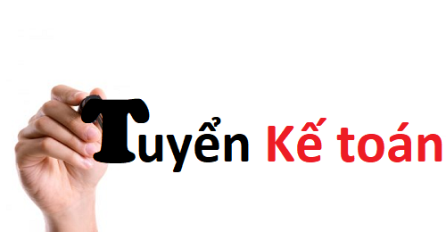 Công ty TNHH PTTM & Dịch vụ Nhật An Tuyển kế toán nội bộ