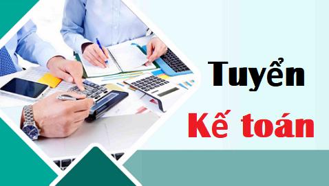 Công ty In Khánh Dung Tuyển kế toán Tổng hợp