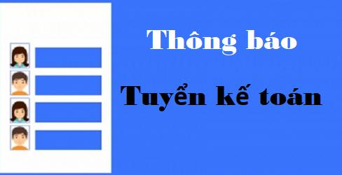 Công ty TNHH Thương Mại Và Phát Triển Đại Hưng Tuyển kế toán tổng hợp nội bộ