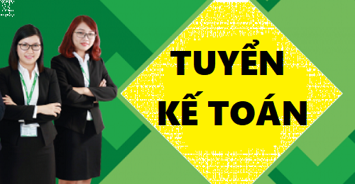 Công ty TNHH KTCN Tân Lộc Phát Tuyển kế toán tổng hợp