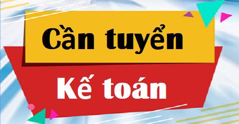 Công ty TNHH TM và DV Gia Nguyễn Tuyển kế toán nội bộ