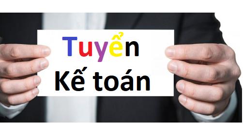 Công ty TNHH Dịch Vụ kỹ thuật Minh Tâm Tuyển kế toán tổng hợp