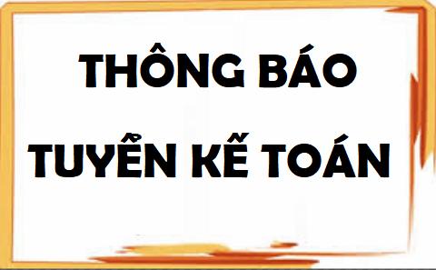 Công ty TNHH Công nghiệp Michem Việt Nam tuyển kế toán tổng hợp