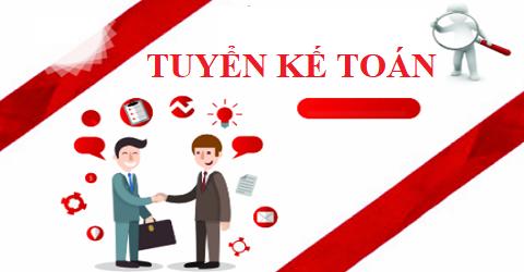 Công ty TNHH Thương mại & Dịch vụ Tâm phúc Tuyển kế toán tổng hợp