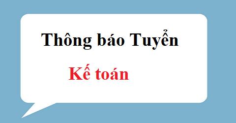 Công ty TNHH Kỹ thương Huy Hưng Tuyển kế toán Tổng hợp