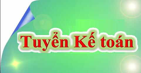 Công ty Cổ phần TAM KIM Tuyển kế toán nội bộ