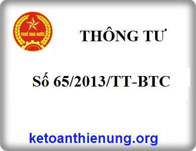 Nghị định số 209/2013/NĐ-CP quy định chi tiết và hướng dẫn thi hành luật thuế GTGT