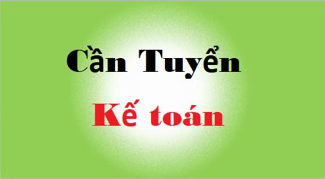 Công ty TNHH Thiết Bị Khoa Học Việt Anh Tuyển Kế toán thanh toán