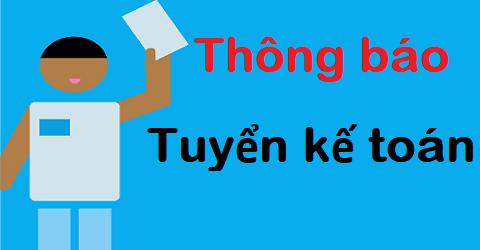 Công ty cổ phần sóng Hồng Tuyển kế toán sản xuất