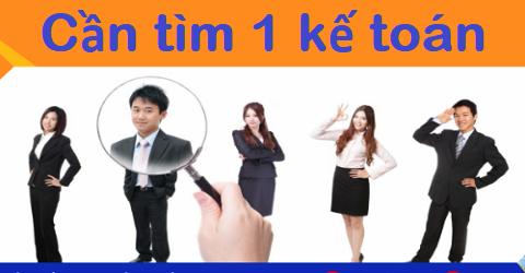 Công ty CP 289 Trường Sơn Tuyển kế toán tổng hợp