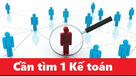 Công ty TNHH CICI Tuyển kế toán nội bộ