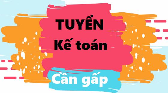 Công Ty TNHH Máy Và Dịch Vụ Kỹ thuật Minh Phú Tuyển nhân viên kế toán