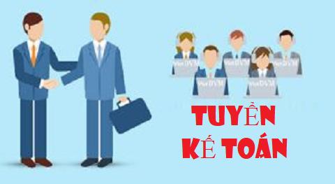 Công ty CP đầu tư và phát triển Vinaf Tuyển nhân viên kế toán
