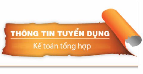 C.ty TNHH TM và d.vụ tư vấn Tâm Hoàng Thành Tuyển nhân viên kế toán