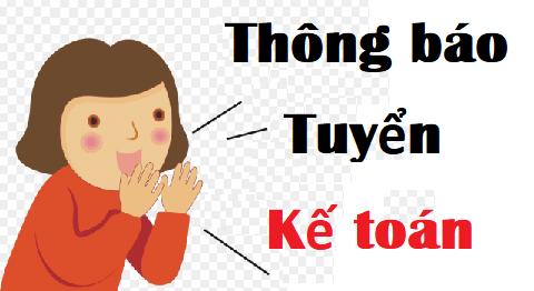 Công ty TNHH Thực phẩm Khánh Long Tuyển kế toán nội bộ