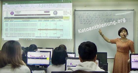 KHÓA HỌC KẾ TOÁN EXCEL (Lập báo cáo tài chính trên Excel)